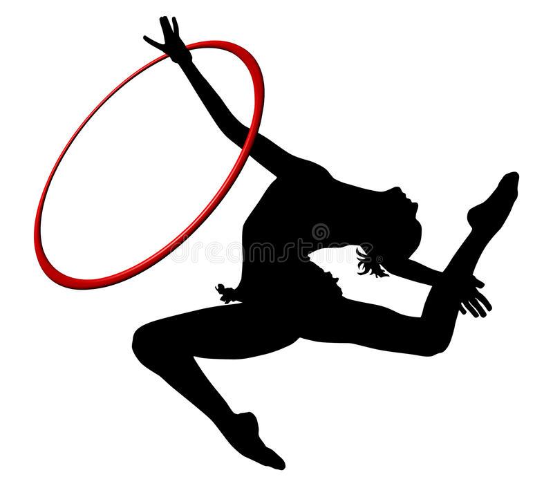 Rhythmic Gymnastics PNG HD - 128421