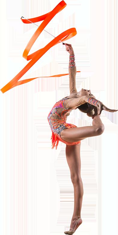 Rhythmic Gymnastics PNG HD - 128420