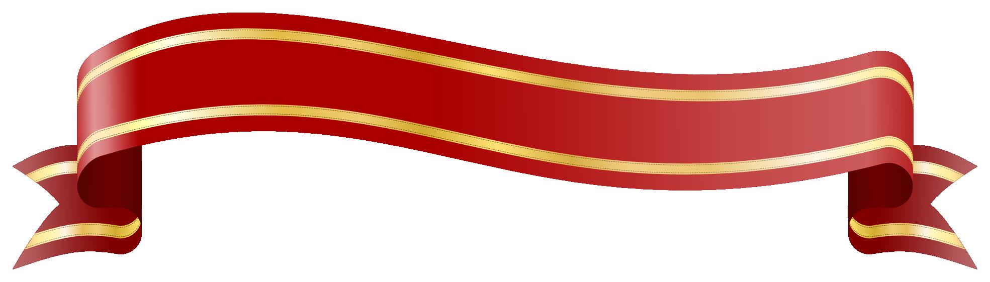Ribbon PNG - 2593