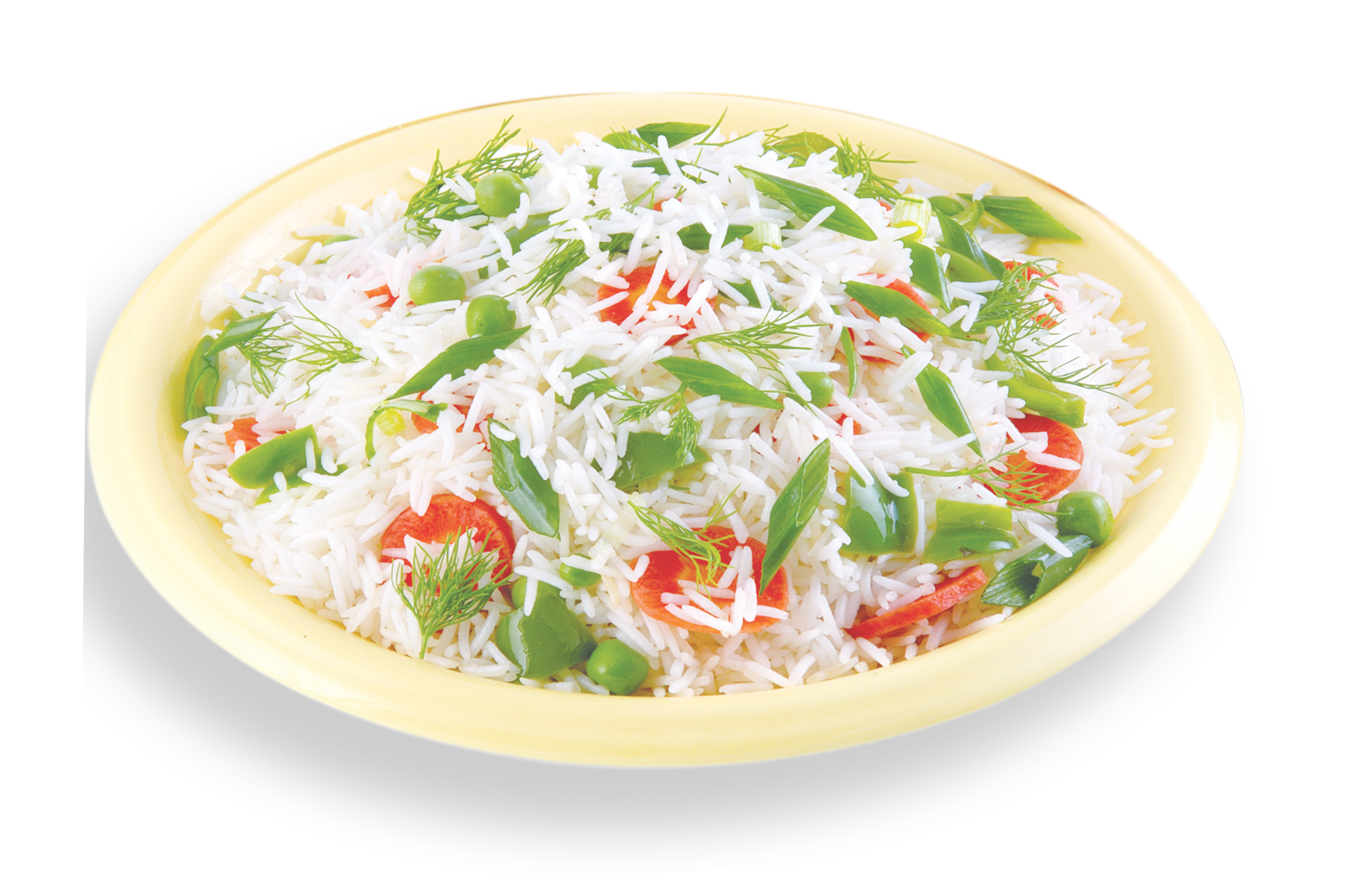 Arwa - Plate HD PNG - Rice HD PNG
