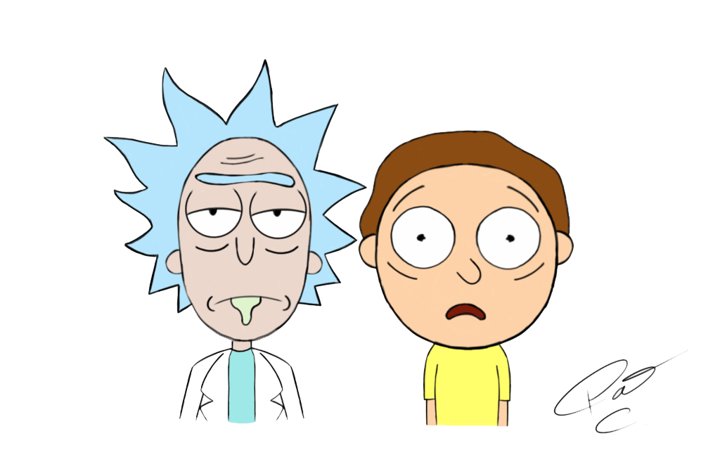 Rick And Morty PNG Pic - Rick And Morty PNG
