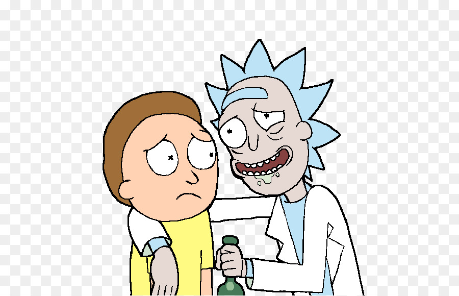 Rick And Morty PNG - 159471