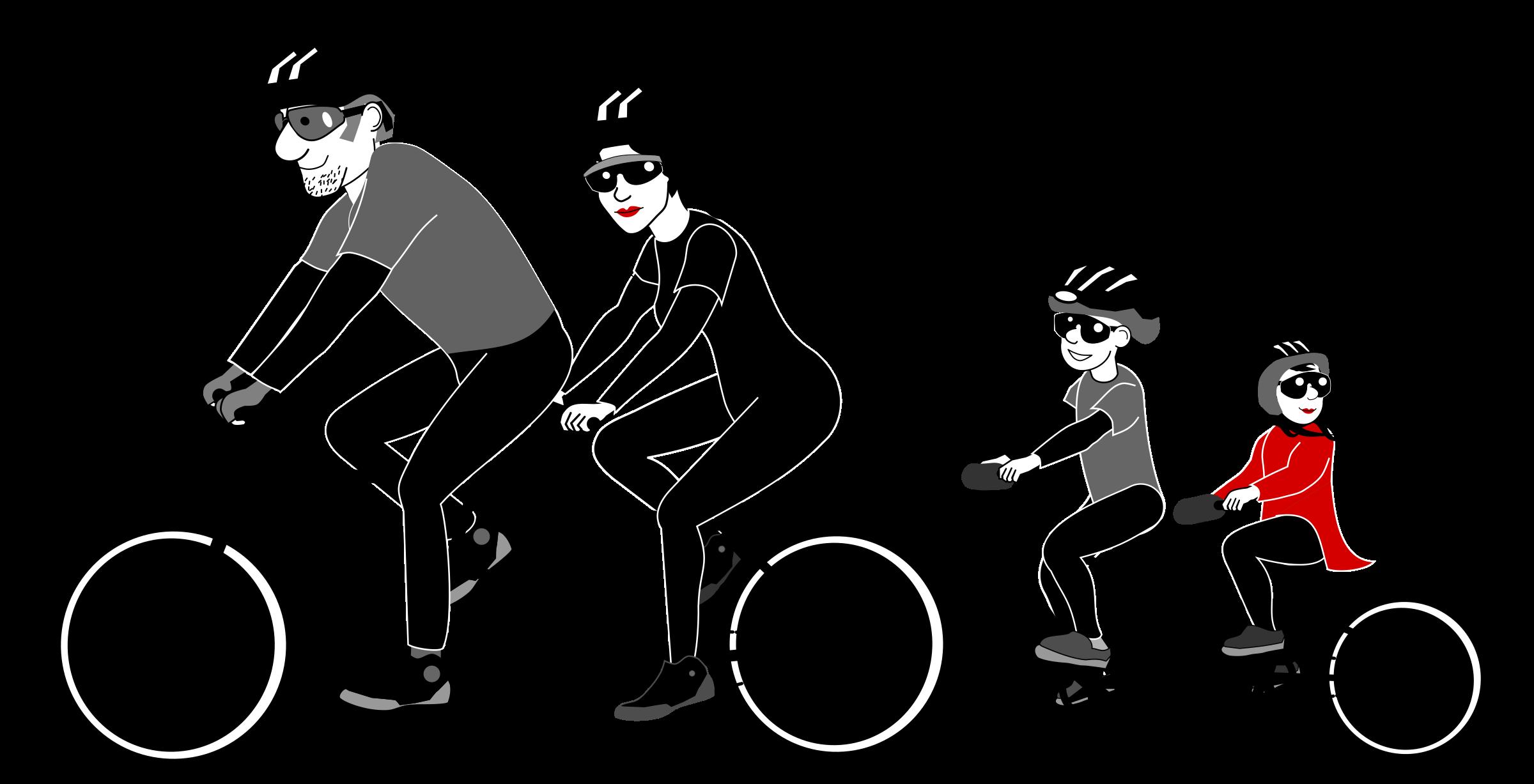 Ride A Bike PNG - 168416