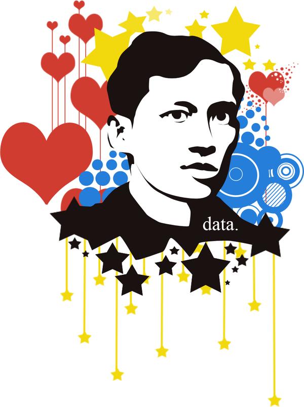 Jose Rizal. by DataDrainedShrimp PlusPng.com  - Rizal PNG