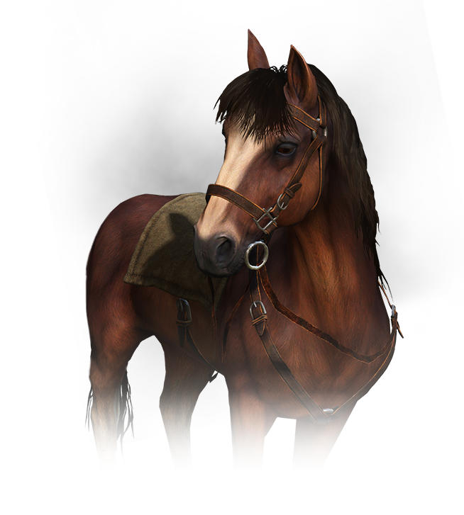 Mare - Roach HD PNG