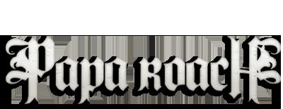 Papa Roach music logo - Roach HD PNG