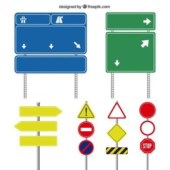 Road Sign HD PNG - 90974