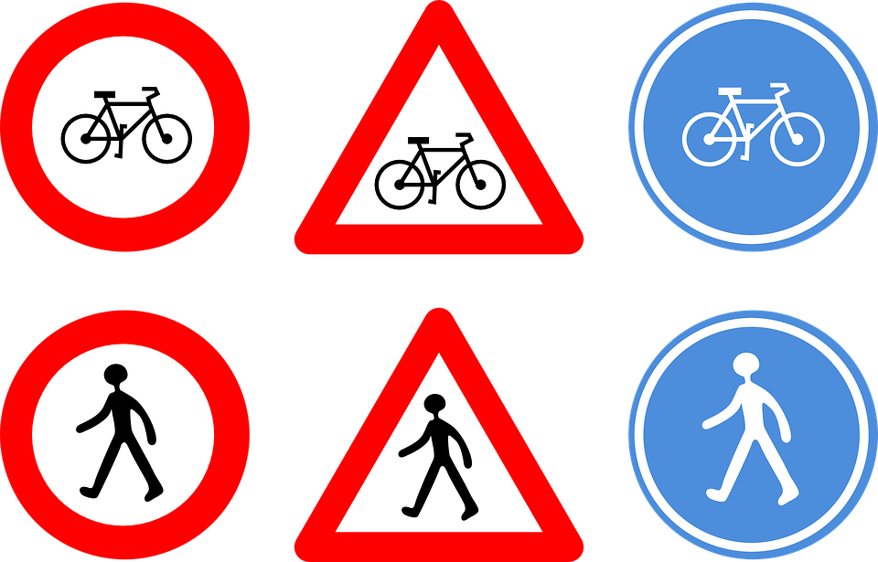 Road Sign HD PNG - 90988