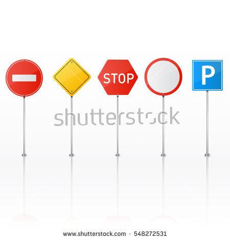 Road Sign HD PNG - 90975