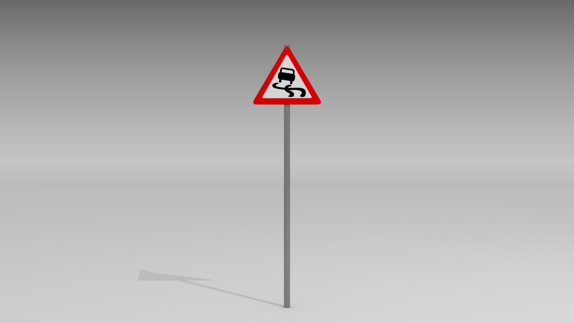 Road Sign HD PNG - 90972