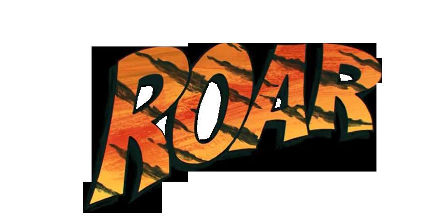 Roar PNG