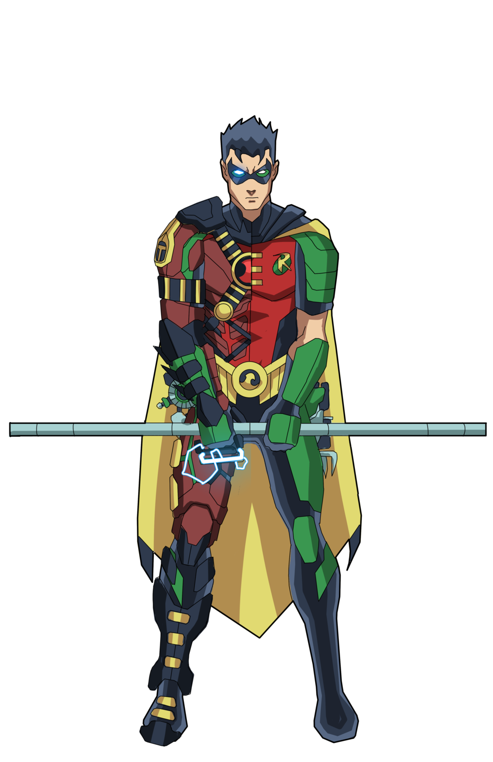 Superhero Robin PNG - 4166