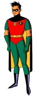 Superhero Robin PNG - 4163