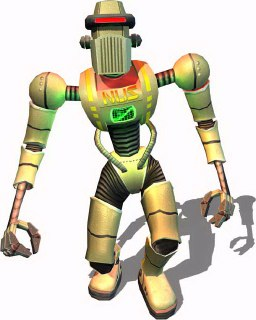 ROBTheRobot-StarFox.png - Star Fox PNG