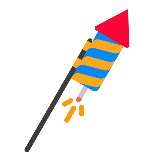 Bomb, Rocket, Atasbaji, Firecrackers, Crackers, Diwali, Indian, Hindu, - Rocket HD PNG