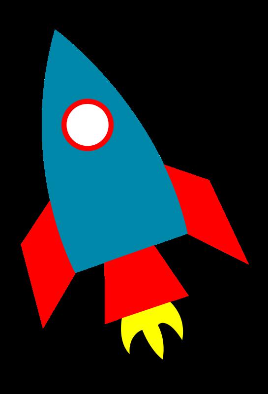 Rocket Ship PNG HD - 124235
