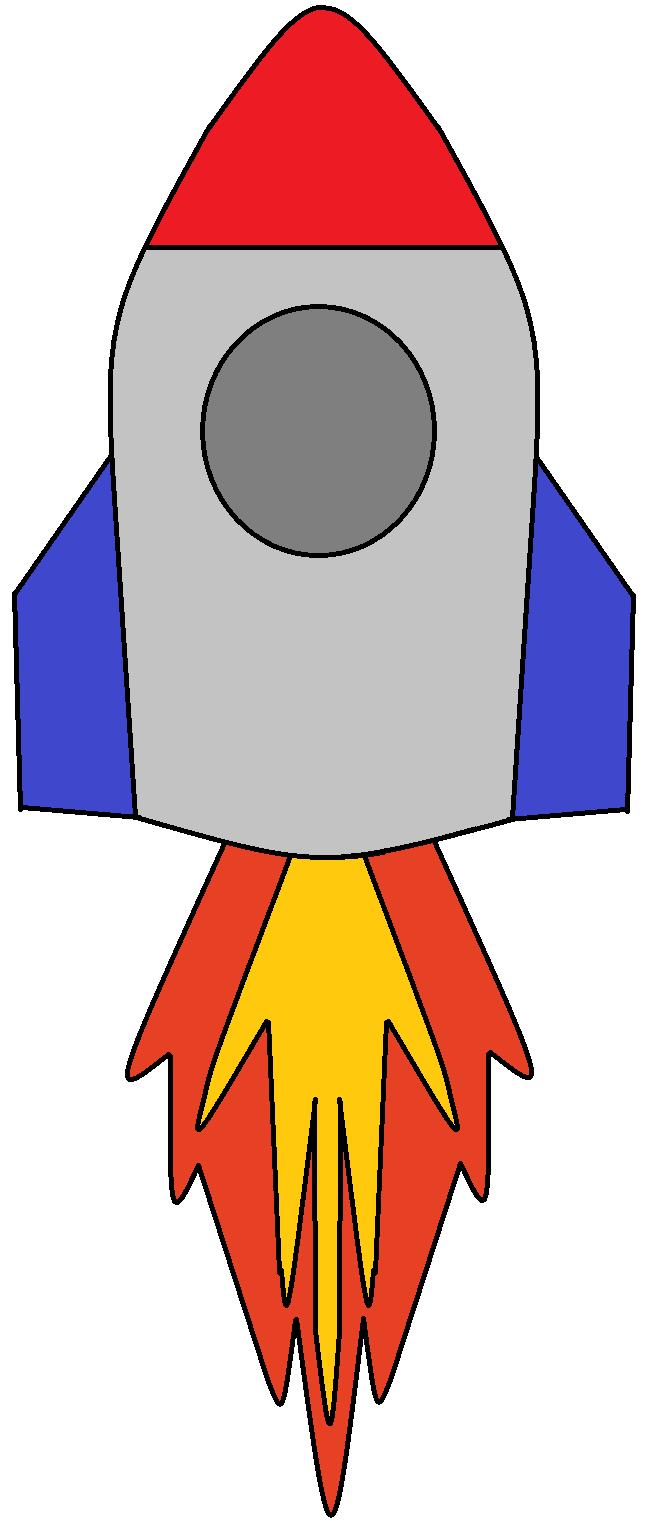 Rocket Ship PNG HD - 124231