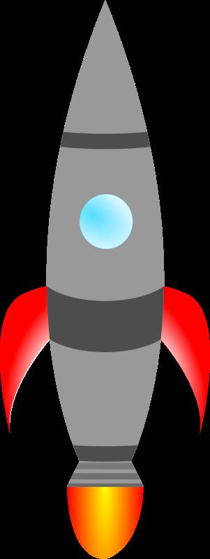 Rocket Ship PNG HD - 124226
