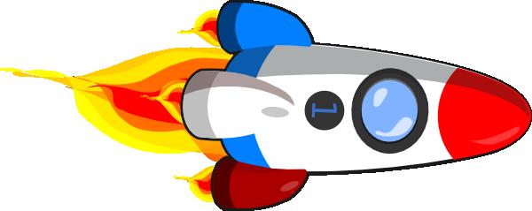 Rocket Ship PNG HD - 124234