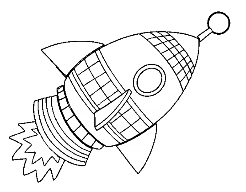 Picture Of Rocket Ship #377120 - Rocket Ship PNG HD