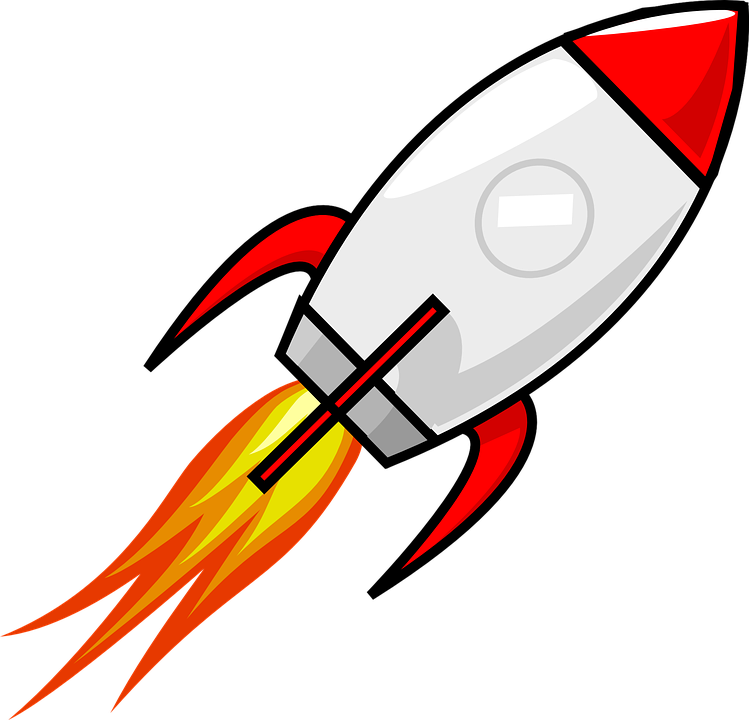 Rocket, Space Ship, Space, Launch, Propulsion - Rocket Ship PNG HD