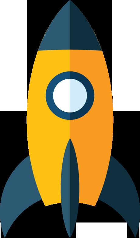 Rocket Ship PNG HD - 124232