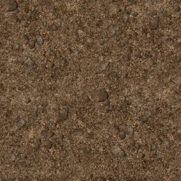 Rocky Soil PNG - 58357