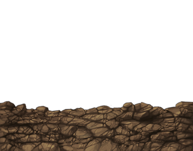 Rocky Soil PNG-PlusPNG.com-640 - Rocky Soil PNG