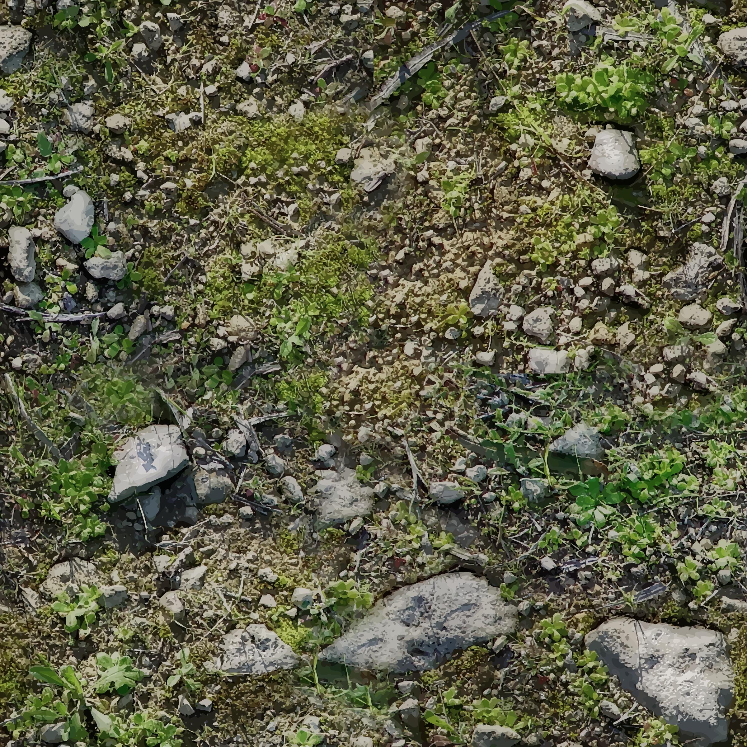 Rocky Soil PNG - 58346
