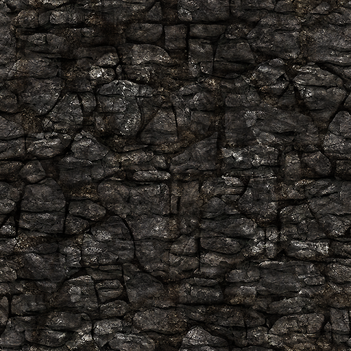 Rocky soil texture for terrain. (Seamless) - Rocky Soil PNG
