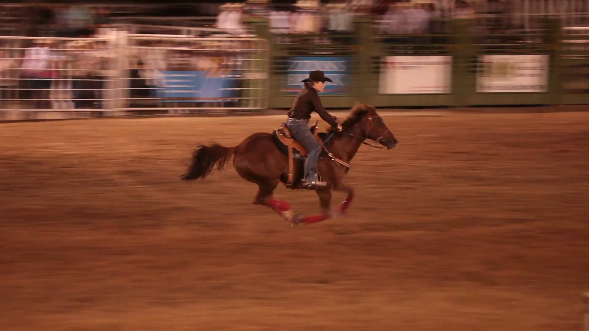 Barrel racing girl rodeo night P HD 9943 Stock Video Footage - VideoBlocks - Rodeo PNG HD