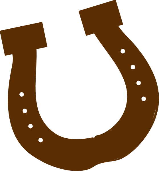 rodeo clipart brown rodeo horseshoe clip art at clker vector clip art  animations - Rodeo PNG HD Free