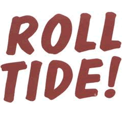 Roll Tide PNG - 58692