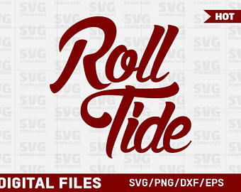Roll Tide PNG - 58696