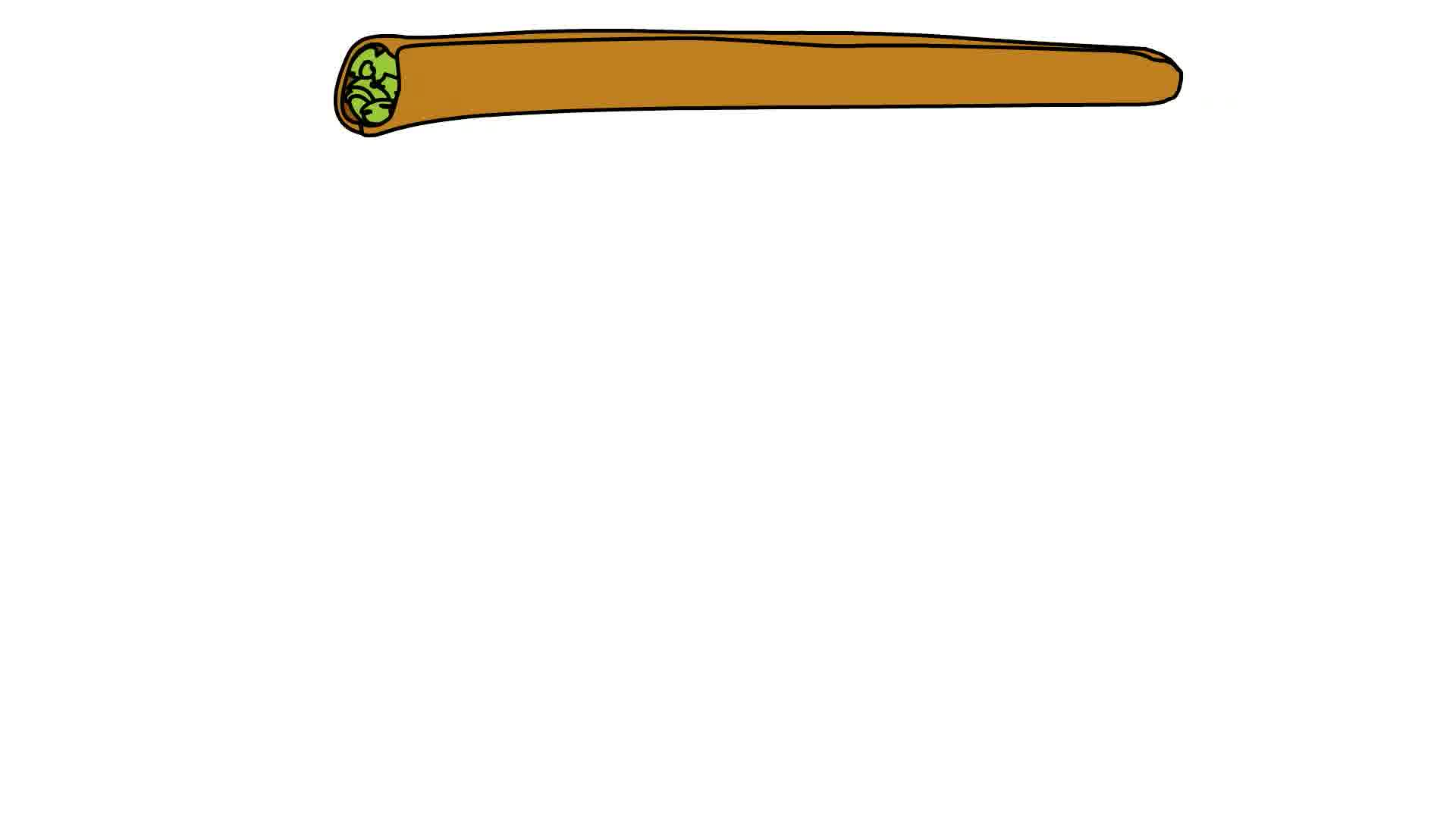 Rolled Joint PNG - 50577