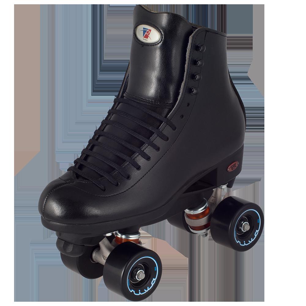Riedell Uptown Rhythm Roller Skate Set - Roller Skates PNG HD