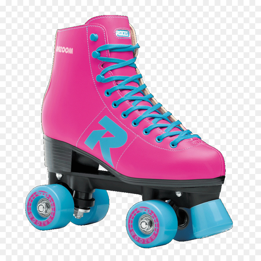 Roller skates In-Line Skates Roller skating Ice Skates Roces - roller skates - Roller Skates PNG HD