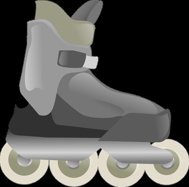 skate inline rollerblades skating sport fitness - Rollerblades PNG