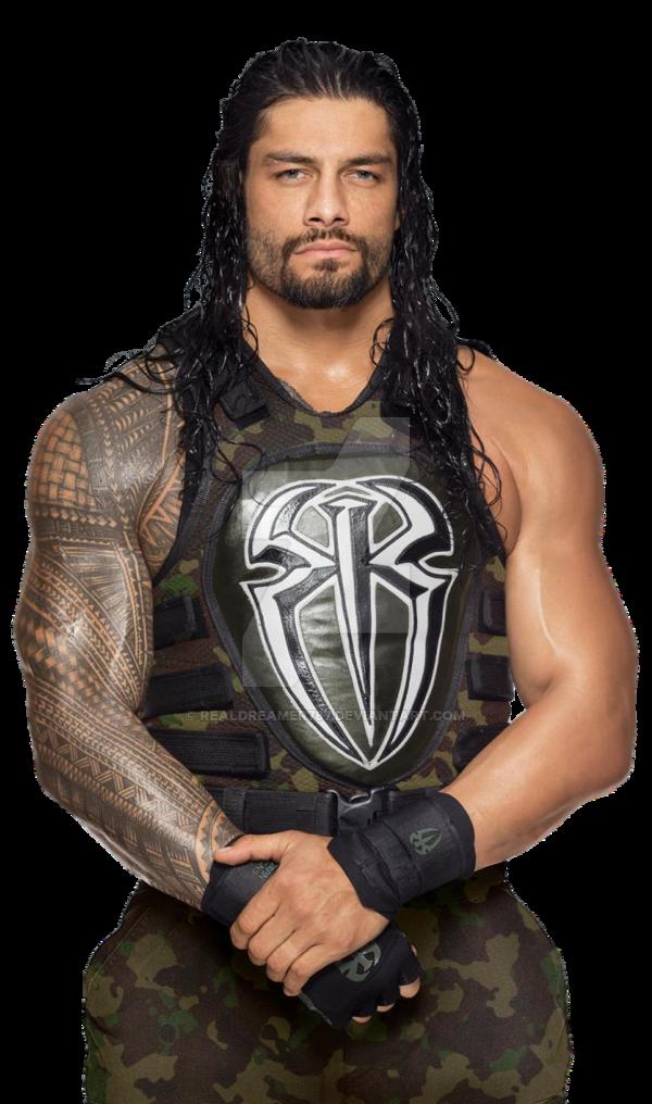 Roman Reigns PNG - 13138