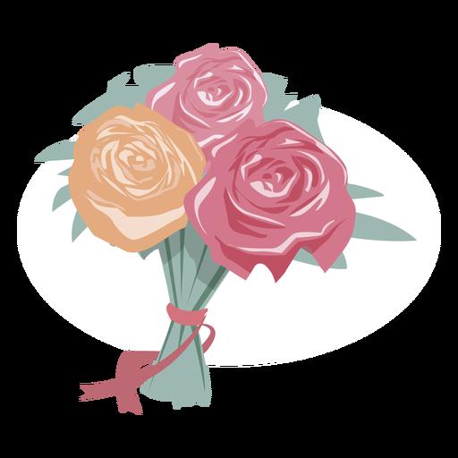 Flowers bouquet wedding romance png - Romance PNG
