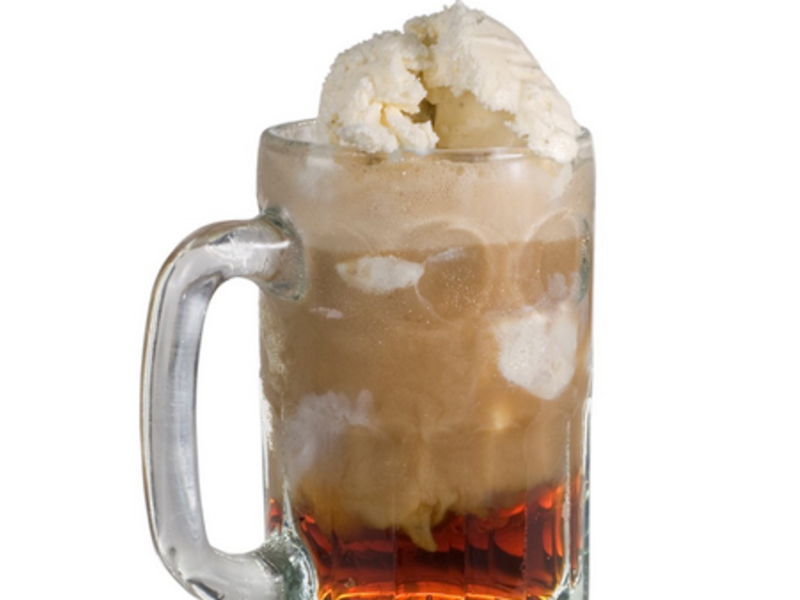 Celebrate National Root Beer Float Day In Phoenixville - Root Beer Float PNG Free