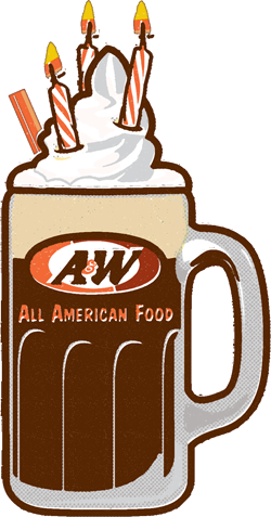 Free Root Beer Float on your birthday! - Root Beer Float PNG Free