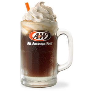 Friday Freebies u2013 Free Root Beer Float at Au0026W - Root Beer Float PNG Free