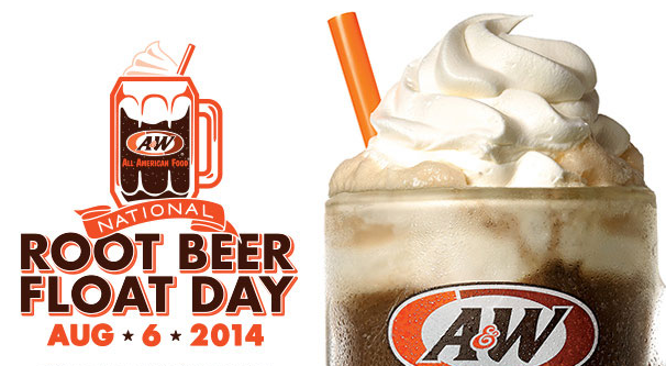 In honor of National Root Beer Float Day tomorrow (August 6th), head on  over to your local Au0026W restaurant from 2PM-close to snag a FREE small Au0026W Root  Beer PlusPng.com  - Root Beer Float PNG Free
