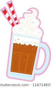 Root Beer Float - Root Beer Float PNG Free