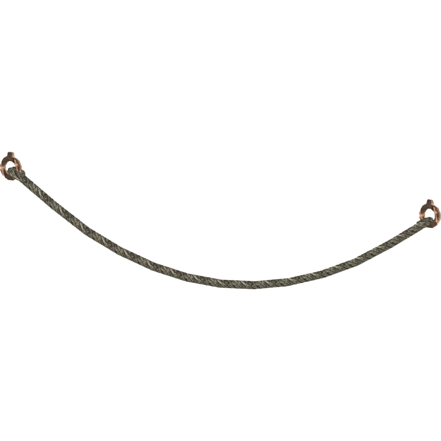 Climbing Rope (Feral Designs).png - Rope PNG HD