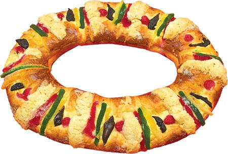 Rosca De Reyes PNG - 76002