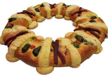 Rosca De Reyes PNG - 76001