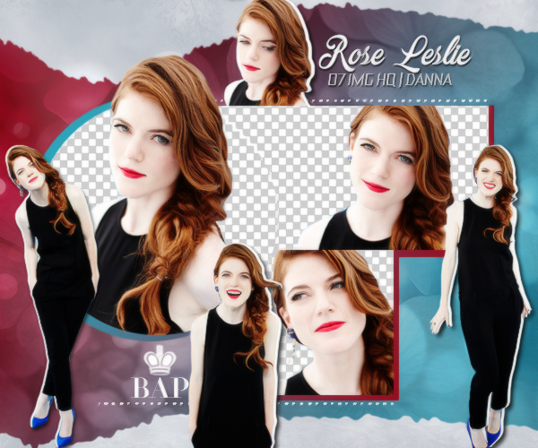 Rose Leslie PNG - 21337