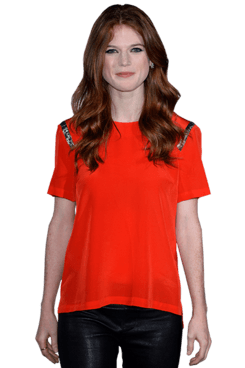 Rose Leslie from Game of Thrones. Photo: Karwai Tang/Getty Images - Rose Leslie PNG